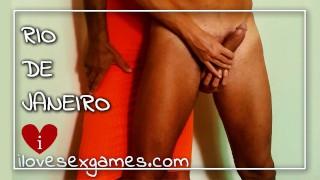 Rio De Janeiro   I Pick Up A Brazilian Tinder Girl In Copacabana   Best Handjob