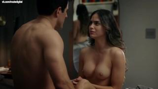Celebrity Sex Scene Melissa Barrera