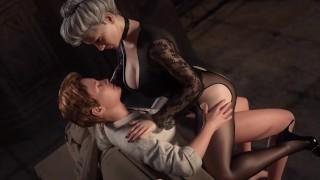 Treasure Of Nadia V60113 Part 162 Sex With Madalyn Nun Milf By LoveSkySan69