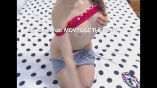 IV) Beautiful Flexible Model Molly A.k.a Regina (3 Of 3)