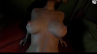Incredible Boob Physics In VirtaMate/VAM! Fucking A Girl In VR