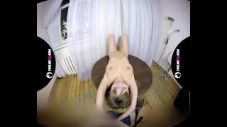 Natalie Russ Spanking Fan VR