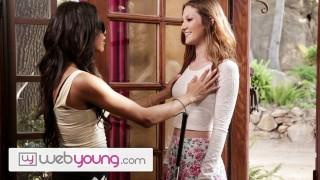 Veronica Rodriguez Blind Teen Lesbian Love