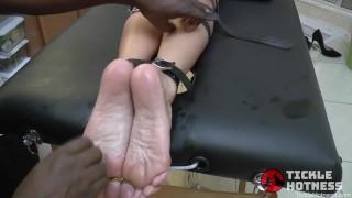 Tickle Girls Soles Up Bella Feet