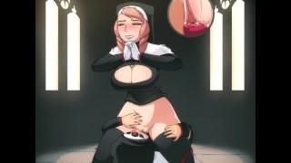 Test Of Faith   Cartoon Animated Porn