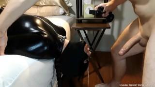 Hottest Deepthroat Blowjob On Pornhub, Latex Latina Face Fucked Trailer.