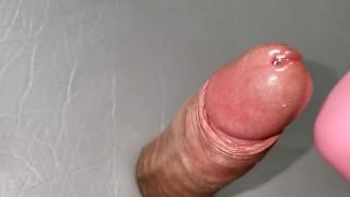 Супер вибро массаж и взрыв спермы