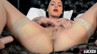 Roselyne Simone Busty Pornstar's Solo   Full Scene