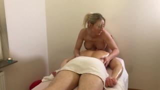 Swedish Felisie Gives Massage With Happy Ending