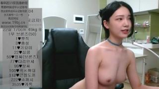 高颜值韩国巨乳騷妹女主播高颜值bj跳舞可爱大木瓜奶live