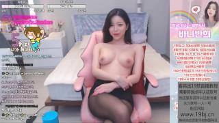 高颜值清韩国女主播纯甜美小姐姐Girl.19+.webcam Winktv Pandatv