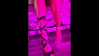 Sarai Minx: How To On New Heels
