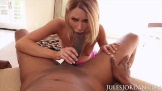 Jules Jordan   Will Dredd's Giant Cock Fit In Emma Hix?