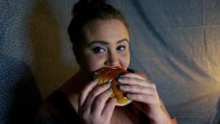 BBW Art Hoe Golly Bells Burger / Fries Stuffing