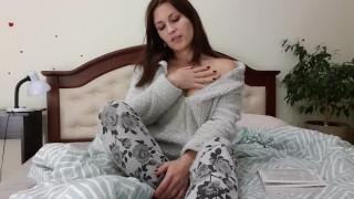 Masturbation In Pajamas