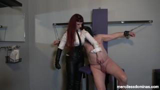 Merciless Amusement   Hard Balls Punching By Rebekka Raynor