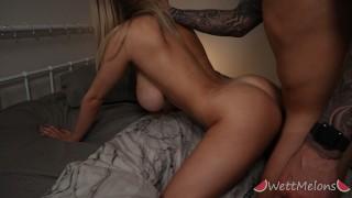 Big Natural Tits Teen Rides Before Hard Doggy Orgasm And Cumshot