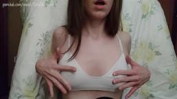 7 Minutes In Heaven With Innocent Teen ASMR Nipple Play