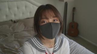 Fuck A Horny Chinese School Girl Wearing A JK Uniform After Interviewing 玩偶