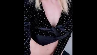 Hot Masturbation With Vibrator