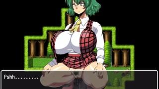 YukaScattredShardOfTheYokai [RPG Hentai Game] Ep.1 The Gods Releave Piss In The Woods