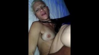 Husband Watches Hotwife Cum On Bbc