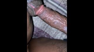 Pussy Too Creamy I Had To Hit It Raw
