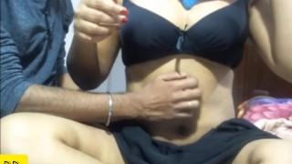 Desi Indian Couple Live Cam Sex Enjoying Full Sex Part 1