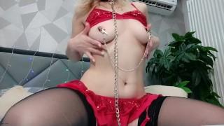Beautiful Girl Masturbates Her Tight Wet Pussy   IntiAdi