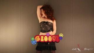 LittleRedBunny's Shagadelic Striptease! (Censored Version)