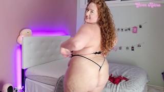 Busty BBW Microbikini Try On Haul 2020 Nude Vlog Trailer