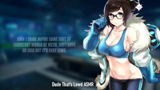 Mei Needs Your Help! (Overwatch ASMR) [Spooktober 15/31]