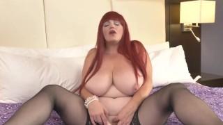 Curvy Busty Mom With Big Hungry Vagina