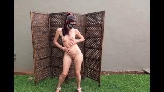 I Love Stripping In The Sun!!!