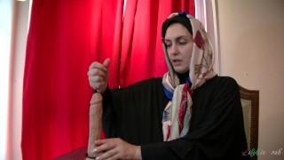 Arab Mistress Hates You And Humiliates You (short)