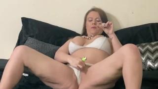 Alison Allen Milf Smoking Solo Fingering Squirt Orgasm