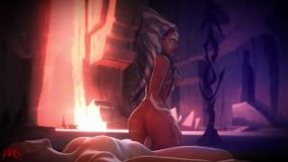 Star Wars   Hot Ahsoka Tano   Part 1