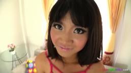 18 Yo Thai Teen Bounces On Boner