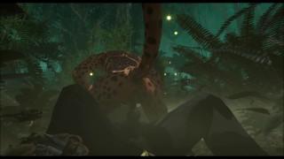 Human X Furry Animation (wildlife Game)