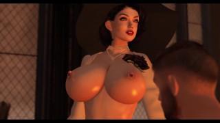 Lady Dimitrescu (3D PORN) Cosplay Resident Evil Village