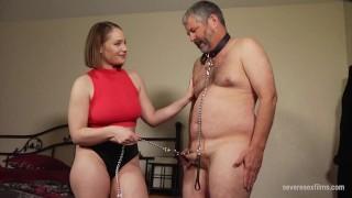 Severe Sex Films: Hadley Mason Pegs Stepdad