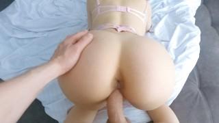 Sweet Girl Paula In Cute Lingerie Loves Passionate Sex